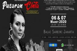 """Wulan Guritno ikut pementasan teater musikal """"Pusaran Cinta"""""""