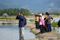 Memberi semangat pada Tanjung Panjang