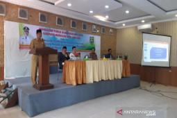 Bappeda gelar konsultasi publik rancangan awal RKPD Tahun 2021