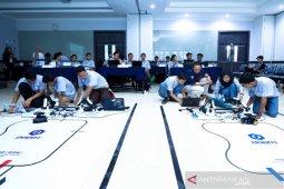 Universitas Pancasila gelar kontes robot lengan