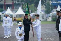 Padang Hulu, kecamatan terbaik di Sumut