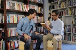 "Novel laris ""Ranah 3 Warna"" diangkat ke film layar lebar"