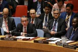 Indonesia memprakarsai pertemuan DK PBB bahas soal Palestina-Israel