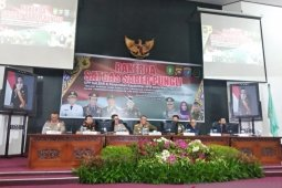 Pangdam Tanjungpura: Pemberantasan pungli untuk mewujudkan Kalbar lebih maju