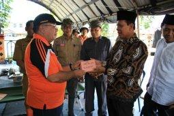 DPRD HSU bantu posko banjir Rp30 juta