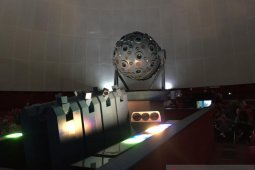 Navigating stars, other celestial objects at the Planetarium
