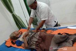 Nenek yang hilang di hutan Aceh Jaya ditemukan selamat