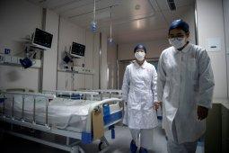 Provinsi Hubei-China laporkan 349 kasus baru Corona