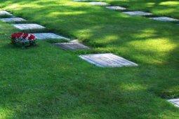 Aktor Ashraf Sinclair dikebumikan, Ini besaran harga pemakaman di San Diego Hills