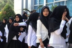 372 peserta CPNS di Bengkulu Tengah ikut SKB