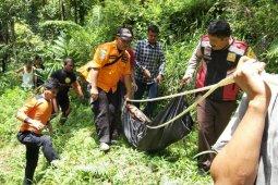 Korban hanyut di Sungai Bah Kasindir Simalungun ditemukan, 500 meter dari titik awal