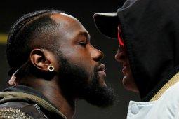 Tyson Fury berhasil menghentikan Wilder pada ronde ketujuh