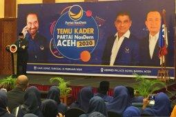 Surya Paloh janji perjuangkan perpanjangan Otsus Aceh