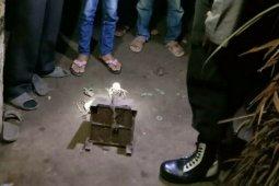 Seorang remaja di Simalungun tewas tersetrum listrik tempel ban