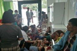 Diduga keracunan usai konsumsi daging anjing, 25 warga Simalungun dirawat