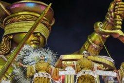 Karnaval Sao Paulo ditunda hingga 2021 akibat corona