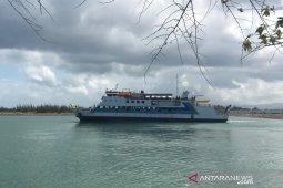 Penumpang sepi, operasional kapal penyeberangan Banda Aceh-Sabang normal