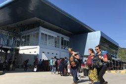 Dampak virus corona, jumlah penumpang Bandara Iskandar Muda makin berkurang