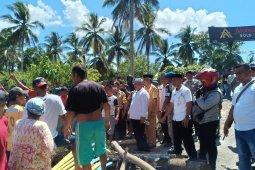 FPKT demo tolak Permendagri No 60 tahun 2019 terkait tapal batas