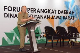 Sekda Jawa Barat: Provinsi Jabar ingin wujudkan Green Province