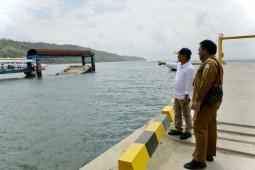 Dishub: layanan penumpang kapal cepat di Sabang tetap normal
