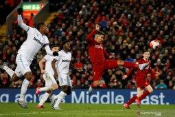 Laga sengit Liverpool vs West Ham dan keperkasaan pemuncak klasemen