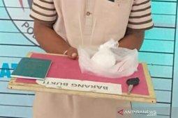 Polisi kembali ciduk seorang pria jaringan narkoba di Aceh Utara