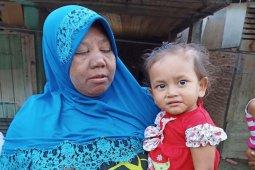 Warga digegerkan dengan penemuan  balita di Aceh Timur