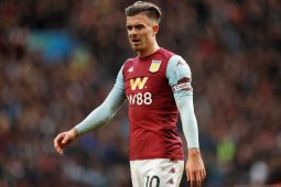 Manchester United gencar buru Jack Grealish