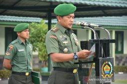 Danrem 023/KS mediasi perselisihan oknum TNI dengan Polri di Taput