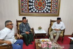 Bupati bahas persiapan tuan rumah MTQ ke-35 dengan Plt Gubernur