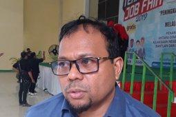 Kota Ternate Februari 2020 inflasi 1,00 persen