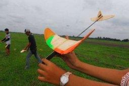 Simulator aeromodelling diperkenalkan kepada Pramuka