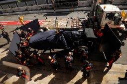 Covid-19 bikin pusing logistik Formula 1