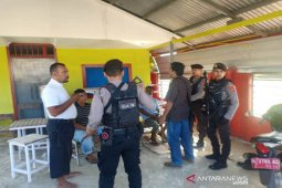 Polisi Lhokseumawe tangkap tiga pria pencuri rolling door