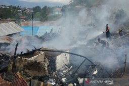 Dua rumah ludes terbakar di Aceh Tengah