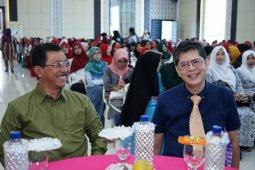 Wakil Wali Kota buka seminar IBI Tebing Tinggi