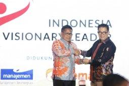 Wali kota Banda Aceh raih penghargaan The Best Visionary Leader 2019