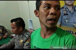 Terdakwa yang dipukul dengan pistol oleh Jaksa Tapsel mengaku terintimidasi