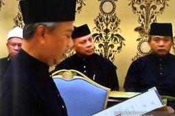 Muhyiddin Yassin diangkat sebagai Perdana Menteri Malaysia