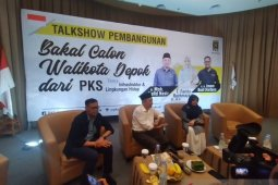 Bacalon PKS paparkan gagasan dan ide pembangunan infrastruktur