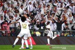 Skuat Real Madrid dikarantina akibat virus corona