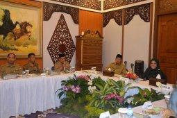 Gubernur: Pemprov-Komisi IX DPR RI perjuangkan pembangunan kesehatan dan ketenagakerjaan