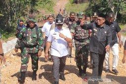Pemkab Aceh Jaya - TNI akan buka kembali jalan menuju Babah Krueng