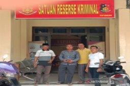 Terkait dana desa, Polisi mulai proses pengaduan warga Gunungtua Jae