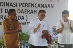 Pemprov Maluku gelar Rakorda KUMKM di Saumlaki