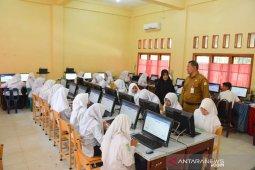 78 SMP/MTs di Aceh Utara siap gelar UNBK