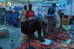 Masyarakat adat Wondama serahkan tanah untuk pembangunan bandara baru