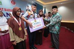 Pelajar SMK Aceh Besar juara debat bahasa Indonesia se-Aceh