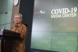Kondisi dua pasien kasus COVID-19 terus membaik